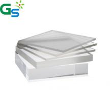 Guansu Office Partition For Desk Makrolon Bullet Resistant Security Screen Plastic Solid Sheet 1mm Polycarbonate Roofing Sheet