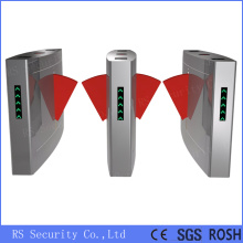 RFID โรงยิม Bi-Direction Flap Barrier Tornelli