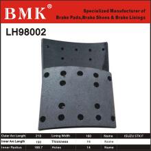 Garniture de frein de haute qualité (LH98002) pour Isuzu