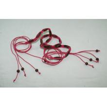 Модные восковые веревочные ленты