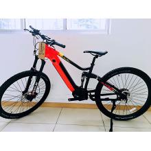 Bafang MID-Motor 36V 350W Full Suspension Mountain E-Bike