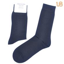Men′s Black Silk Sock