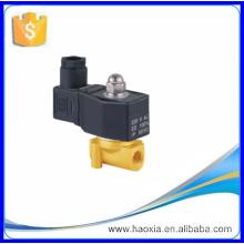 Electroválvula de 2 vías de 2 posiciones mini-agua 2W025-08