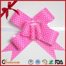 Grand cadeau de mariage 30mm Wrap Bow ruban de décoration