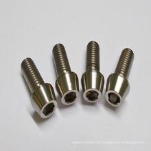 Venda quente ISO14583 Gr5 M6 * 18 parafusos de titânio torx fabricante