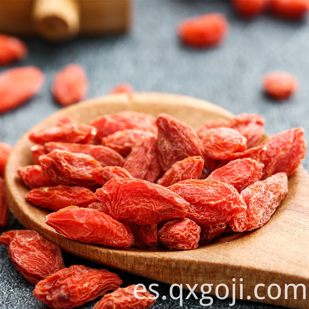 Lycium Goji Berry Dried