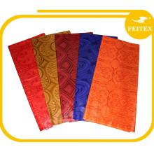 Новые популярные Галила Стиль окрашенная Пряжа Текстильная ручной работы Гвинея brocade ткани
