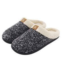 Cozy Memory Foam Winter Indoor Slippers for Women