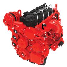 Brand new diesel engine ISF2.8 series