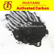 180 mesh, 200 mesh, 320 mesh Carbón activado a base de carbón para glucosa, sacarosa, decolorante