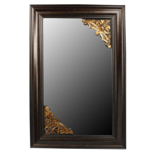 Big Profile Plastic Mirror Frame 12x48inch