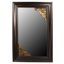 Espejo plástico de gran perfil del marco 12x48inch