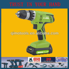 14.4v two speed lithium battery drill tools