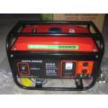 Generador portátil de la gasolina del comienzo eléctrico del motor 6kVA 6.5HP (sistema)