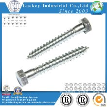 Stahl Sechskantschraube Schraube Schraube