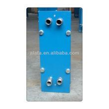 A1 permutador de calor para água, trocador de calor piscina