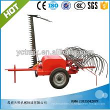 Ферма сено грабли и режущего аппарата косилки для 18-40 лошадиных трактор для продажи
