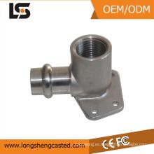 proveedor de felpa de china mejor inversión en inversión de fundición oem cnc prototipo de aluminio