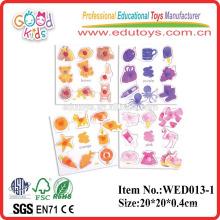 2015 couleurs éducatives populaires cachées puzzles