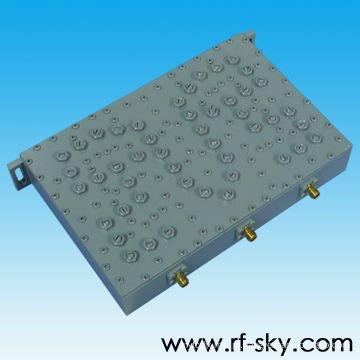 Leitor duplex DCS SMA-KF 1710-1880M