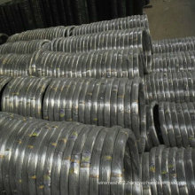 High Carbon Steel Galvanized Oval Wire