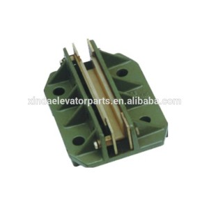 PB231 Sliding guide shoe elevator spare part