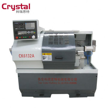 CK6132A cnc tour en métal cercle filetage machine lit