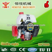 motor de gasolina para motor de gasolina pequeño cortador de cepillo