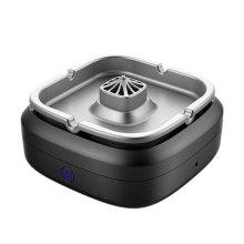 Mini purificador de ar para cinzeiro recarregável