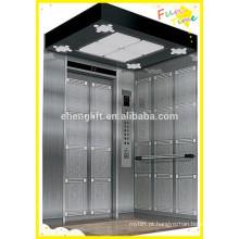Sala de alta qualidade sem para o elevador casa pequena