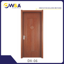 (DX-06)Wholesale High Quality Modern WPC Frame Bathroom Doors