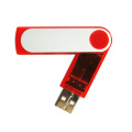 Hot Plastic Material Swivel 2gb USB Stick