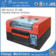 Máquina de Impressora Digital UV-LED Byh168-3A