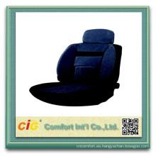 Cubierta de asiento de terciopelo impreso personalizado barato precio competitivo