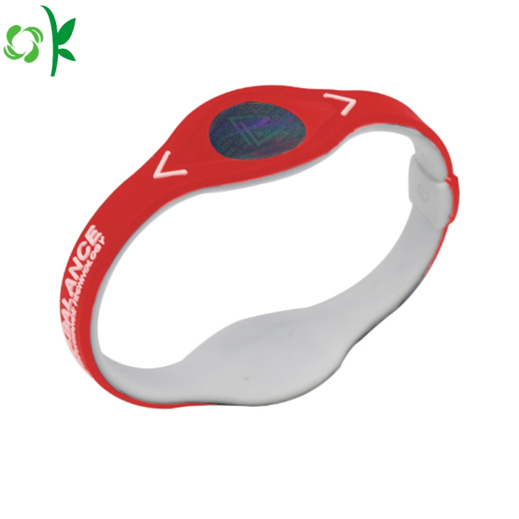 Silicone Power Bracelet