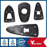 2014 High precision EPDM rubber part Antenna mount rubber
