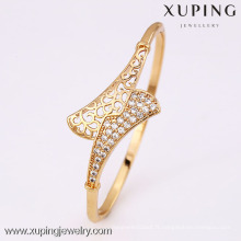 50783 - Xuping Jewelry - Bracelet jonc plaqué or 18 carats