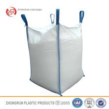 ZR CONTAINERS - 10 x 500kg Bulk Bags -New FIBC Bulk Builders Garden Jumbo 1 ton tonne Bag Waste Sacks 87x87x87cms