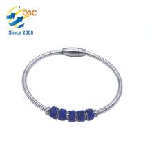 Bijoux populaires nouveau style élégant en acier spécial Bracelet personnalisé