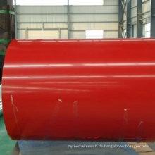 Konkurrenzfähiger Preis PPGI Stahlspule / Farbenbeschichtung Stahlspule