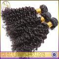 Монгольский кожи утка ленты расширения афро странный человеческие волосы