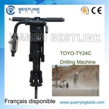 Toyo Ty24c Portable Pneumtatic perfuratriz para perfuração Vertical