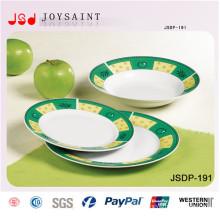 Heißer Verkauf Porzellan Geschirr Set