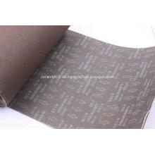 Kalzinierter Aluminiumoxyd-Edelstahl-Schleifband 871K