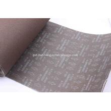 Calcined Aluminum Oxide Stainless Steel Grinding Belt 871K