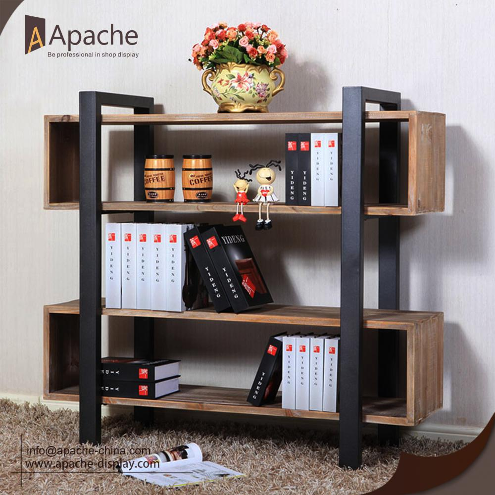 Rack de stockage de livres Multilayer BookShelf de nouvelle conception