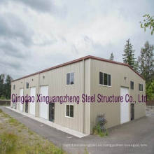 Taller de estructura de acero diseñado ecológicamente (SSW-12)