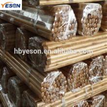 Alça de vassoura de madeira envernizada / punho de madeira sacos
