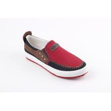 Zapatos de los hombres Ocio Comodidad Hombres Zapatos de lona Snc-0215028