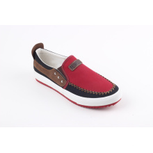 Men Shoes Leisure Comfort Men Canvas Shoes Snc-0215028